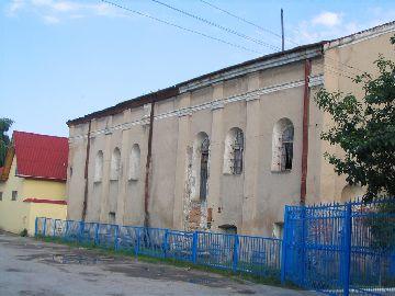 בית הכנסת הגדול המכונה השיל הצ'ורטקוב Czortkow