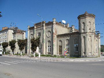 בית הכנסת של חסידי האדמור פרידמן synagogue Czortkowן