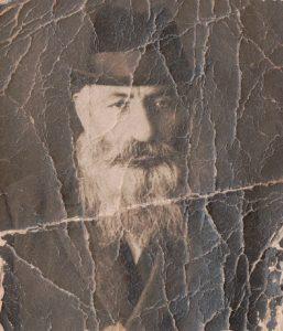 הילל הויזנר אבי החלוצים מצ'ורטקוב 1921