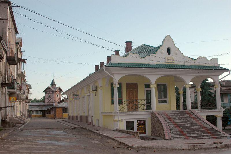 בזאאר חדש צ'ורטקוב New Bazzar Chortkow
