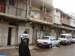 בית הכנסת צ'ורטקוב עזרת ישראל במאה שערים (1)