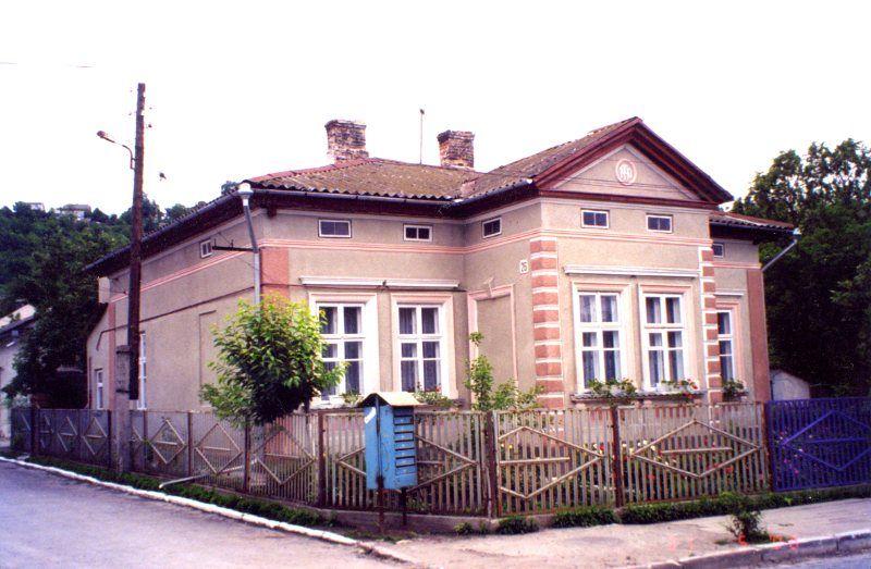 בית שיפריס ברחוב קוליובה