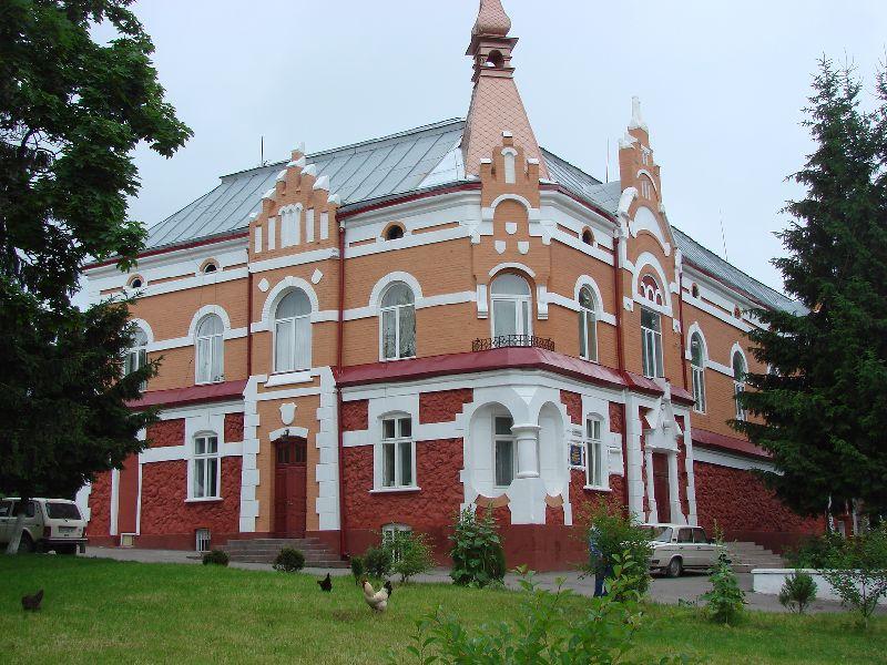 בניין הסוקול בית תרבות תיאטרון וספורט צ'ורטקוב Czortkow Sokol House of cultur and theater