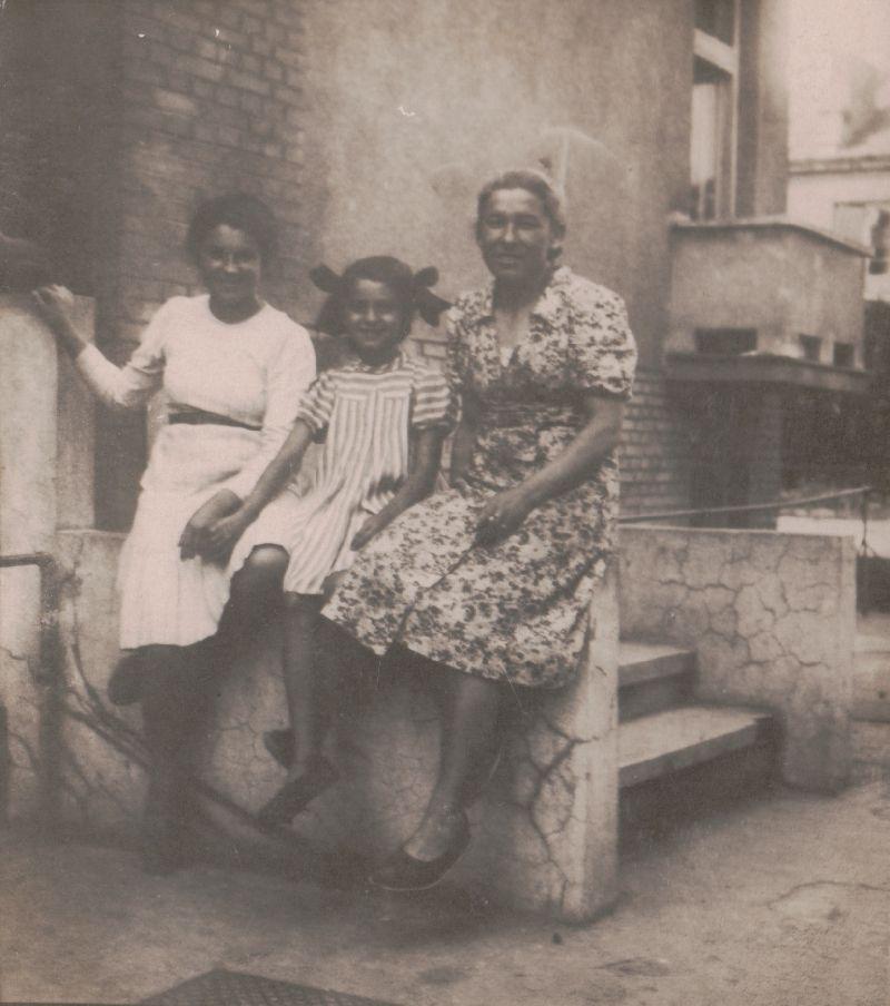 גברת צ'פלינסקה, מרטה ואדלה. אוסף מרטה גורן