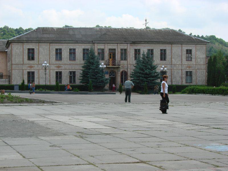 גימנסיה פולנית בצ'ורטקוב Polish Gimnasium in Czortkow