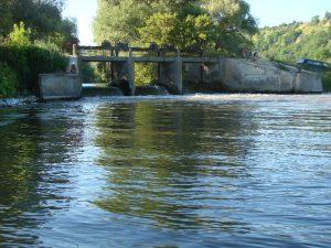 גשר ליד טחנת הקמח