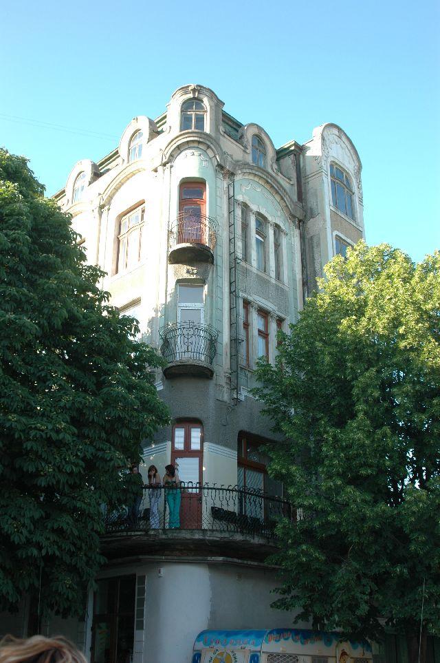 מלון בריסטול ברחוב רינק צ'ורטקוב Bristol Hotel Czortkow
