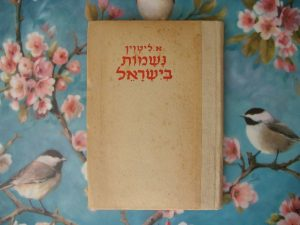 נשמות בישראל א. ליטוין