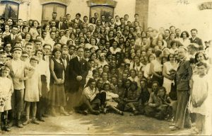 תנועת השומר הצעיר בצ'ורטקוב Hashomer Hatzair youth movement in Czortkow (28)