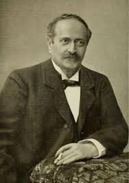 Karl Emil Franzos portrait