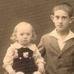 שמעון וישראל פיירברג מצ'ורטקוב Czortkow
