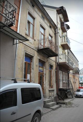 רחוב בו נחשף המחבוא. צ'ורטקוב 2019 CZORTKOW CHORTKIV
