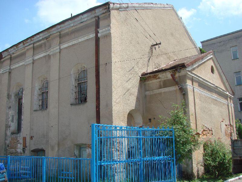 בית הכנסת הגדול בצ'ורטקוב CHORTKIV