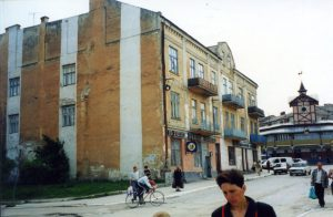 Chortkow Sokalski house בית סוקלסקי